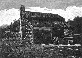 Headquarters Of Brigadier General U S Grant Us 79 0 9 Mile West Of Entrance To Fort Donelson National Battlefield And 0 1 Mile North On Access Road