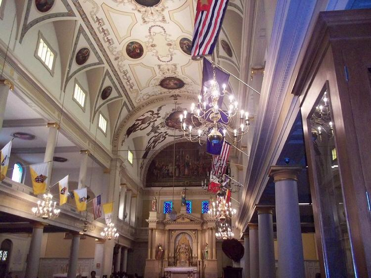 the cathedral basilica of st louis king of france