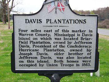 Davis Island Ms Map