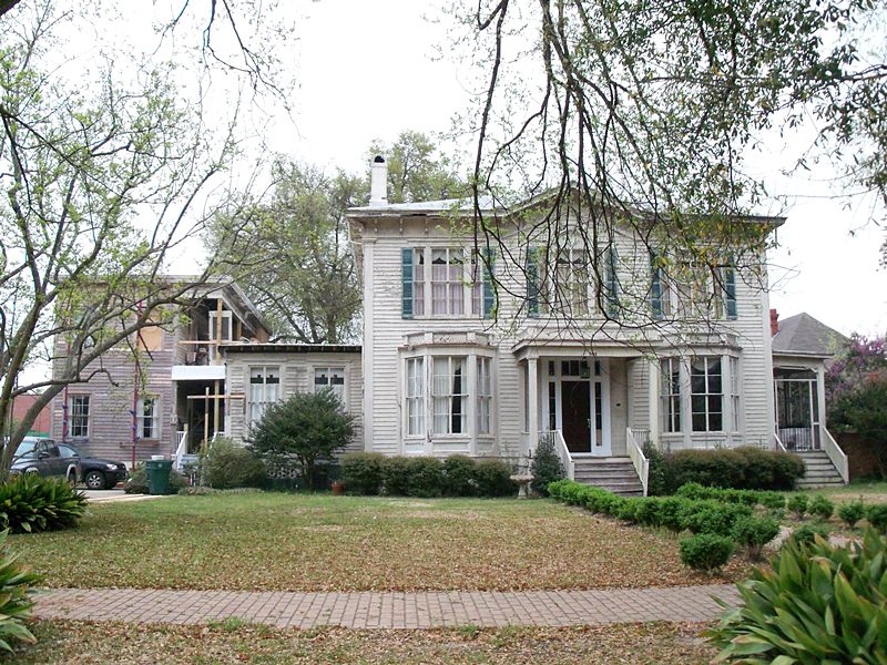 Selma Alabama Historic Homes