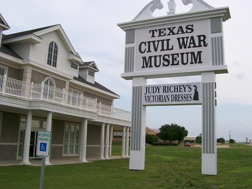 Texas civil war museum